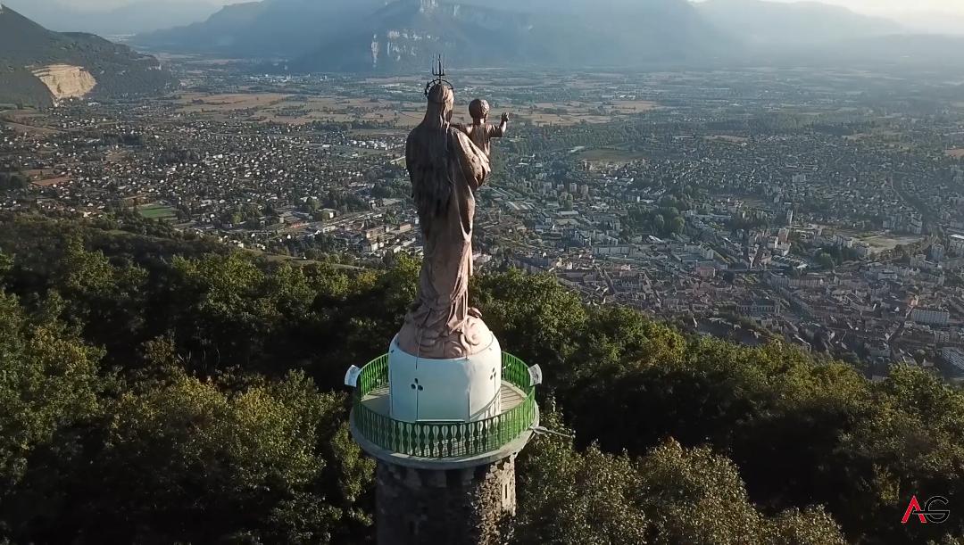 Vers la fin du jubilé des 150 ans de Notre Dame de Vouise